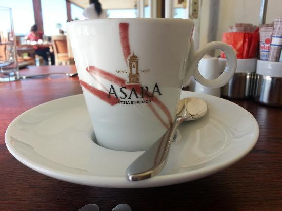 Asara Wine Estate & Hotel : Attention to detail