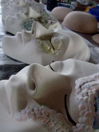 Sari Api Ceramic Studio: body of work