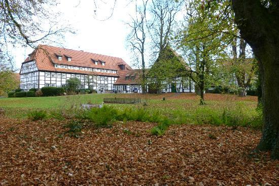 Maritim Hotel Schnitterhof: Hotel met tuin