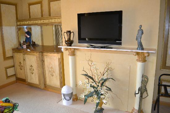 Buena Villa: Romantique room