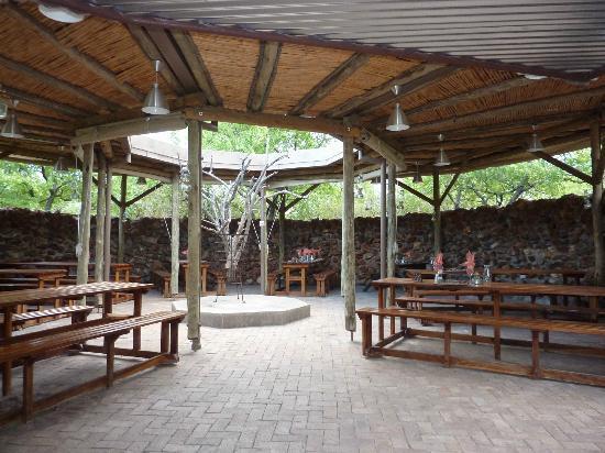Etosha Village: Dining area... Stunning