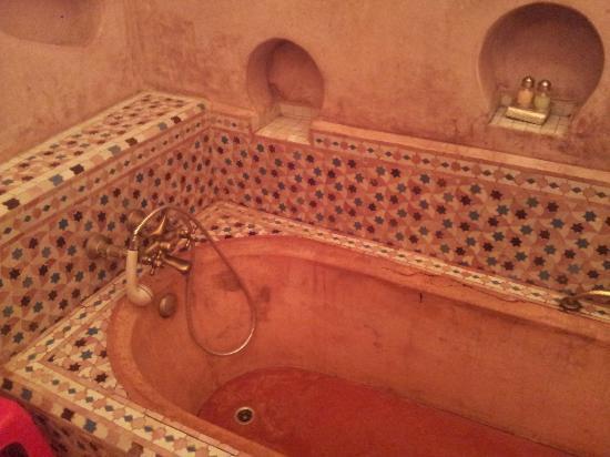 Riad Les Clefs Du Sud: Salle de bain