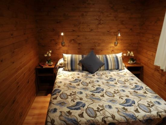 Crevillente, Spain: El dormitorio de nuestro Bungalow