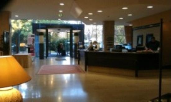 Mercure Parkhotel Krefelder Hof: Reception