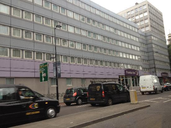 Premier Inn London Euston Hotel: Premier Inn Euston