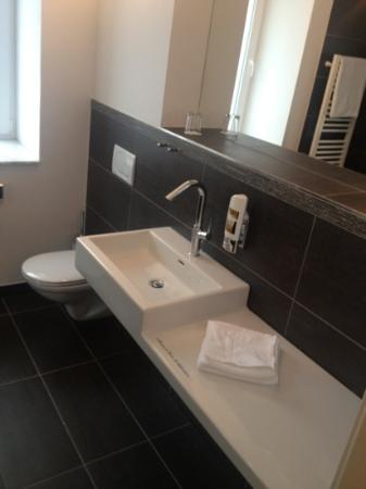Zeitwohnhaus Suite Hotel & Serviced Apartments : bathroom