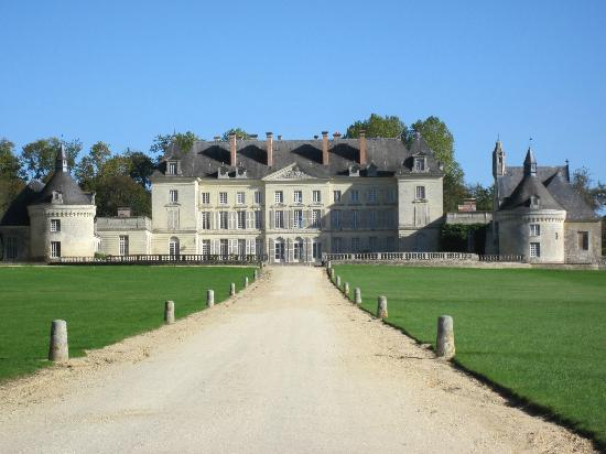 Maine et Loire, France: Chateau de Montgeoffroy