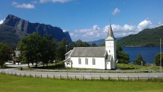Leirvik, Norvège : mooi
