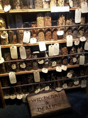 写真The Museum of Witchcraft and Magic枚