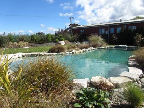 Eden's Edge Lodge: Swimming pool