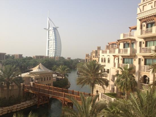 Jumeirah Dar Al Masyaf at Madinat Jumeirah : overlooking part of the vast resort