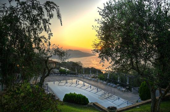 Residence Gocce di Capri: View from entrance