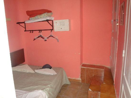 Pension Lemus: Χώρος εισόδου (1 διπλό κρεβάτι)