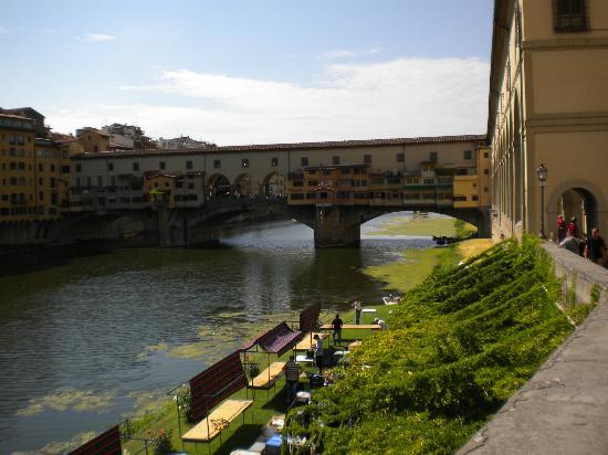 Ponte Vecchio: Panorama