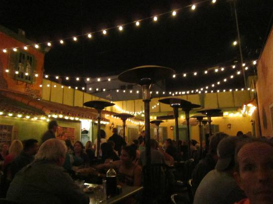 High Quality Cu0026O Trattoria: The Patio With The Fairy Lights And Heaters