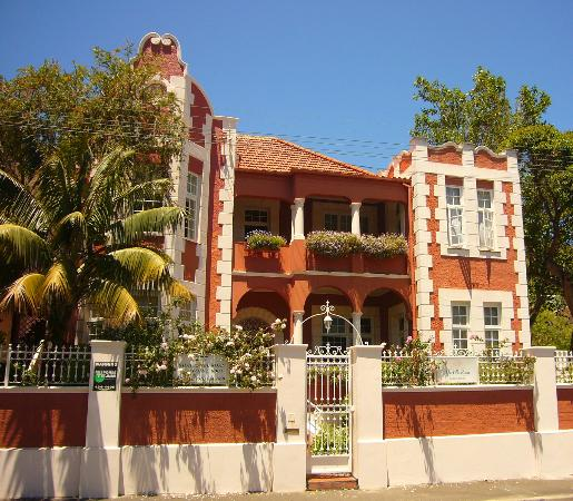 The Villa Rosa: Street View