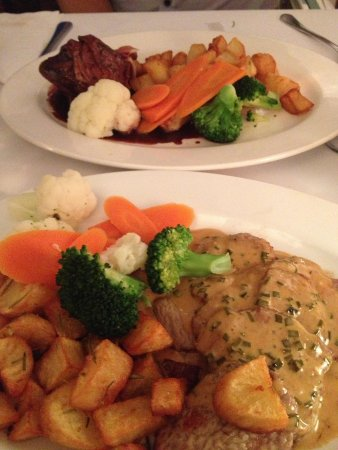 Avalon: Veal and lamb