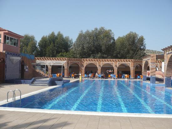 Hotel Club Al Moggar : The swimming pool