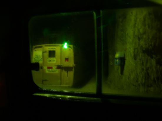 Queenstown Heritage Tours: The emergency bunker