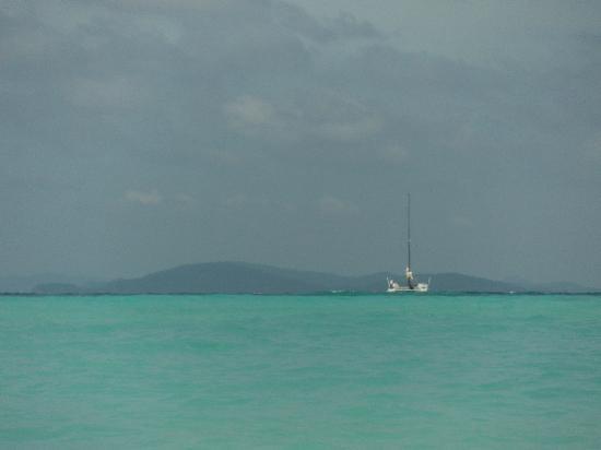 Andaman Sea Club Sailing Charters: view