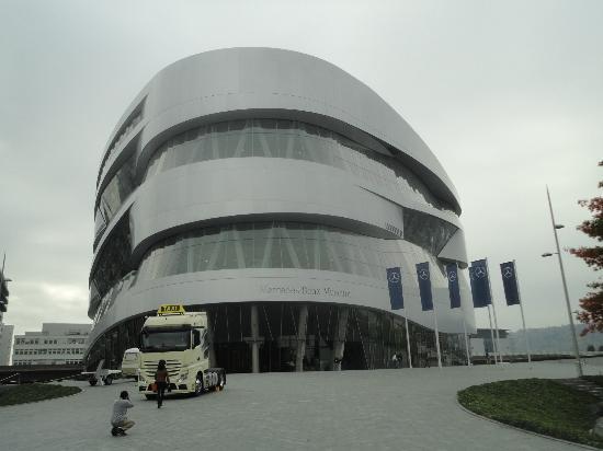 01cf6ec43b Mecerdes Museum Stuttgart - Picture of Mercedes-Benz Museum ...