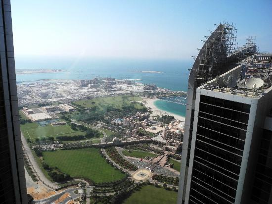 Jumeirah at Etihad Towers: View