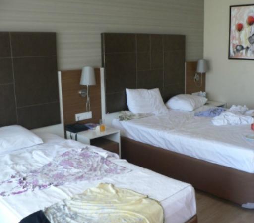 My Home Resort Hotel: Room