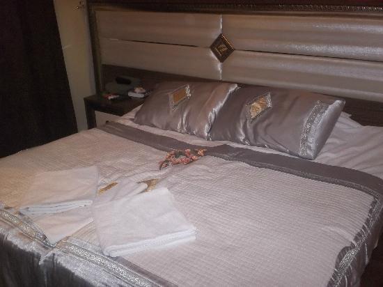 Sirma Sultan Hotel Istanbul: Habitacion doble