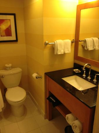 The Pinnacle Hotel Harbourfront: Bathroom