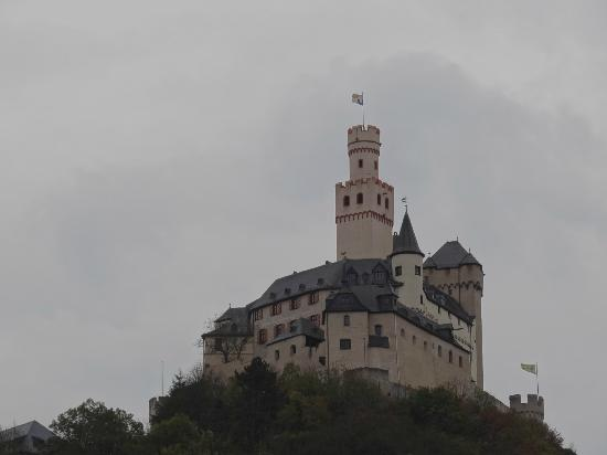 Braubach, Germany: Marksburg Castle