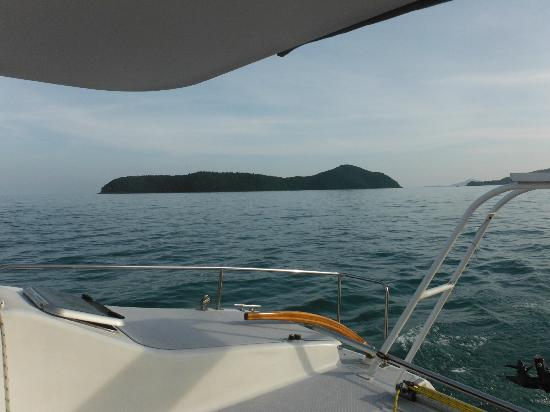 ‪‪Andaman Sea Club Sailing Charters‬: view
