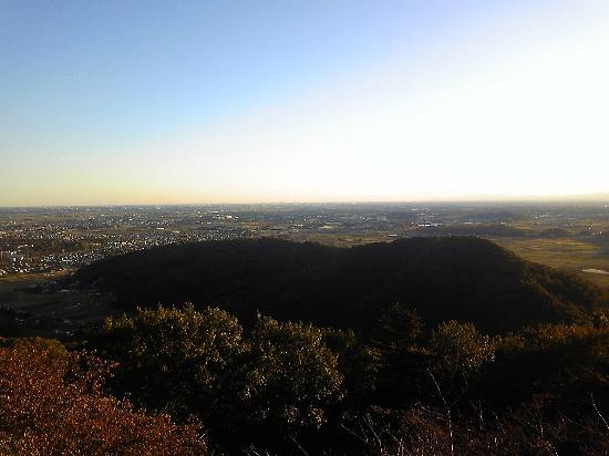 Ohira Moutain: 太平山からの眺め2