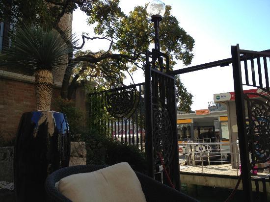 Hotel Pesaro Palace: Hotel Garden