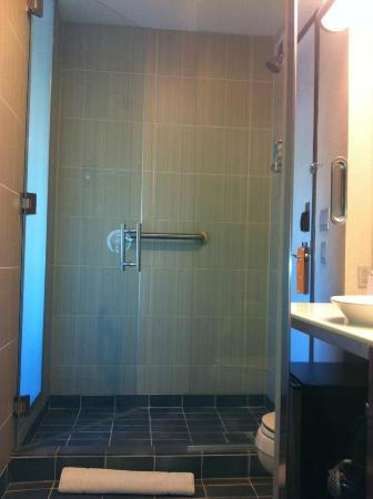 Aloft Houston by the Galleria: Walk-in Shower