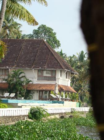 Lemon Tree Vembanad Lake Resort: A View from the Water