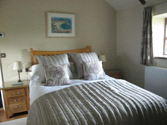 Roundhouse Barn: Lovely bedroom