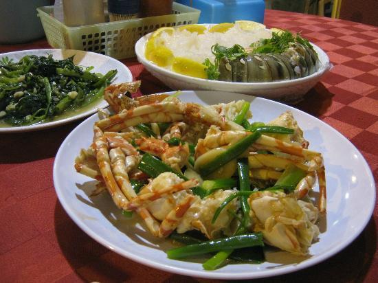 Ocean Seafood Village: hunt hunger