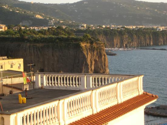 بانوراما بالاس هوتل: Le famose terrazze