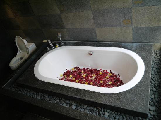 Villa Mahapala: Bath