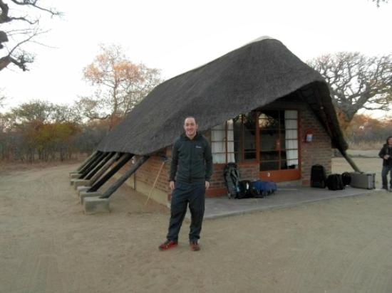 Khama Rhino Sanctuary Accommodations