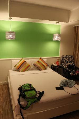 First House Bangkok: Standard Room .new wing