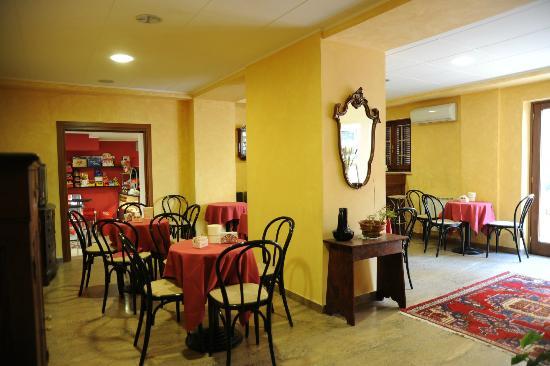 Hotel Valentini Inn: sala colazioni