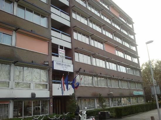 New West Inn Amsterdam: struttura hotel
