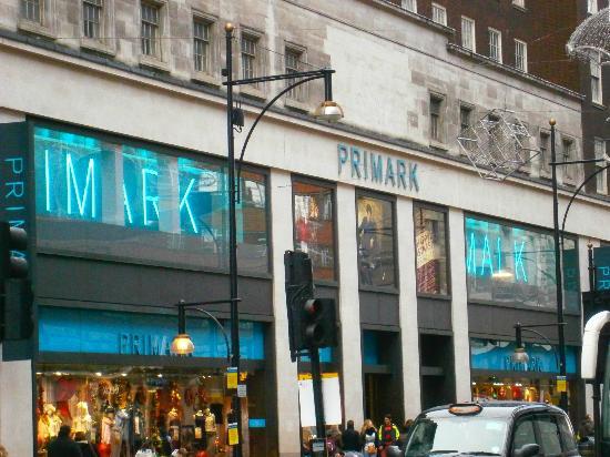 Oxford Street: Primark