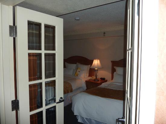 Niagara Falls Marriott Fallsview Hotel & Spa: bedroom