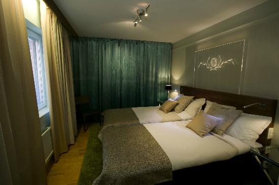 Clarion Hotel Winn: Läkerol bedroom