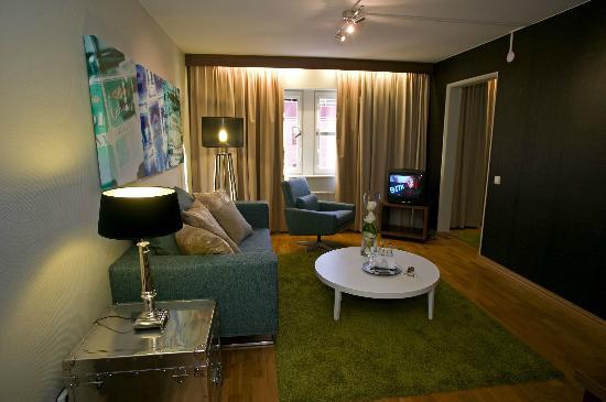 Clarion Hotel Winn: Läkerol Deluxe room