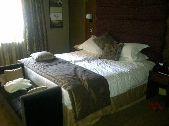 The Mere Golf Resort and Spa: Room