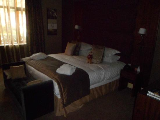 The Mere Golf Resort and Spa: Bed
