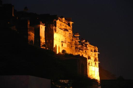 Shivam Tourist Guest House : Uitzicht vanaf het dak